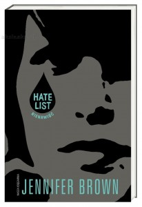 HATE LIST NIENAWIŚĆ Jennifer Brown