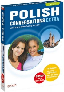 POLISH CONVERSATIONS EKSTRA A1-B1 + 3CD