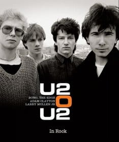 U2 O U2. BONO, THE EDGE, ADAM CLAYTON, LARRY MULLEN JR. ALBUM Neil McCormick