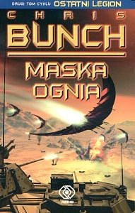 MASKA OGNIA OSTATNI LEGION 2 Chris Bunch